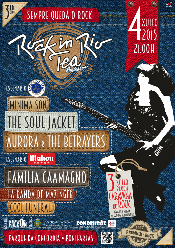 CARTEL ROCK IN RIO TEA-2015